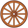 Wooden Wheel Royalty Free Stock Photography - 32291447