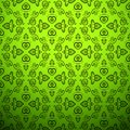 Sensual Delicate Green Background. Seamless Royalty Free Stock Photo - 32295815