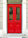 Red Door Royalty Free Stock Photography - 3232067