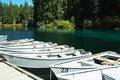 Row Boats Royalty Free Stock Images - 3234019