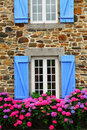 Country House In Brittany Royalty Free Stock Photos - 3235308