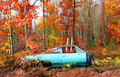 Wrecked Car Royalty Free Stock Photo - 3239565