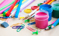 Office Or School Supplies Royalty Free Stock Image - 32308416