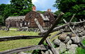 Lincoln, MA: Historic 1732 Hartwell Tavern Royalty Free Stock Photography - 32314837