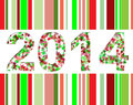 Happy New Year 2014 Royalty Free Stock Images - 32324559