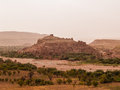 Hilltop Kasbah Stock Photos - 32331773