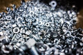 Nuts And Bolts Royalty Free Stock Images - 32332169