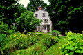 Concord, MA:  The 1770 Olde Manse Stock Image - 32338221