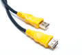 USB Cable Royalty Free Stock Image - 32356636