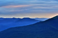 Evening In Mountains Stock Images - 32369664
