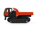 Rubber Track Crawler Carrier Royalty Free Stock Image - 32378546