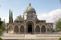 The Church Of Beatitudes Stock Images - 32386514