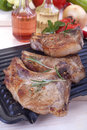 Pork Chops Royalty Free Stock Images - 32387689