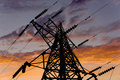 Electrical Tower Royalty Free Stock Image - 32398436