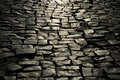 Cobblestone Road Royalty Free Stock Images - 3242669