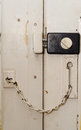 Locked Door Stock Photo - 32408540
