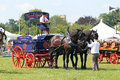 Horse Drawn Brewery Wagon. Stock Photography - 32431522