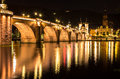 Old Bridge, Heidelberg Royalty Free Stock Image - 32450676