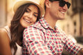 Cute Young Couple Royalty Free Stock Image - 32462816