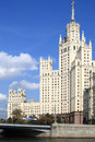 High-rise On The Embankment 1 Royalty Free Stock Images - 3253899