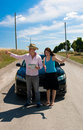 Road Trip - We Go Here Royalty Free Stock Images - 3256719