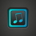 Musical Icon Stock Image - 32502901