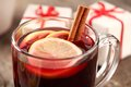 Mulled Wine Detail Royalty Free Stock Photos - 32524148