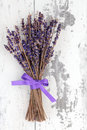 Dried Lavender Flowers Stock Images - 32542844