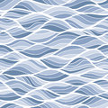 Waves Seamless Background Stock Image - 32546171