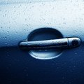 Door Handle Of Car Royalty Free Stock Photography - 32581787