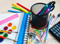 Office Or School Supplies Royalty Free Stock Images - 32587789
