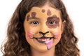 Face Painting Royalty Free Stock Photography - 32591137