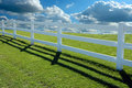 Country Fence Stock Image - 3267311