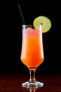 Tropical Juice Cocktail Stock Photo - 32604810