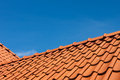Roof Tile Pattern Stock Images - 32621914