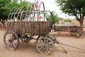 Old Carriage. Wooden Wagon Royalty Free Stock Image - 32630186