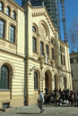 Traces Of Jewish Warsaw - Synagogue Stock Photos - 32650333