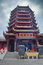 Chinese Temple Royalty Free Stock Images - 32671919