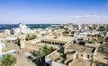 View From The Heights Over The Port And The Medina Of Sousse Tun Royalty Free Stock Photos - 32694988