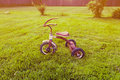 Old Tricycle Stock Image - 32703231