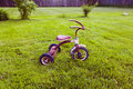 Old Tricycle Royalty Free Stock Images - 32703259