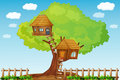 Tree House Royalty Free Stock Images - 32710009