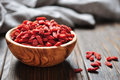 Goji Berries Royalty Free Stock Photography - 32722597