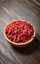 Goji Berries Royalty Free Stock Photography - 32722607