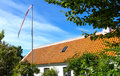 Characteristic Skagen Housing Royalty Free Stock Images - 32727669