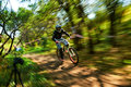 Extreme Mountain Bike Competition Royalty Free Stock Image - 32744006