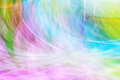 Photo Art, Bright Colorful Light Streaks Abstract Background Stock Photography - 32750222
