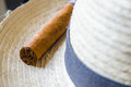 Cuban Cigar 2 Stock Photos - 32752703