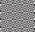 Pattern With Hexagonal Stars Stock Photography - 32788022