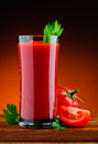 Fresh Organic Tomato Juice Stock Photos - 32798453